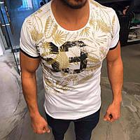 Качественная мужская турецкая футболка