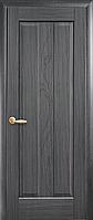 Двері міжкімнатні Новий Стиль, Маестра, модель Прем'єра, глухе з гравіюванням