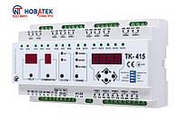 Последовательно-комбинационный таймер ТК-415, 15 каналов