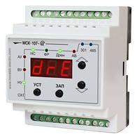 Насосный контроллер МСК-107 (реле уровня, реле давления)