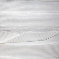 "Тесьма ""лямовка"" 2,2 см белая  3Н (100 м)"