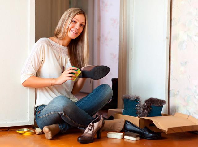 Аксессуары и уход за обувью и ногами (Польша / Украина)