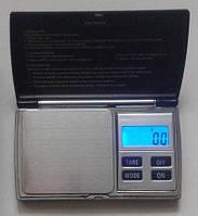 Ювелирные весы Digital Scale Professional Mini 0,1-500г, фото 1