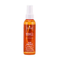 BC SP Shimmer Oil - Солнцезащитное масло с блеском для волос, 150 мл