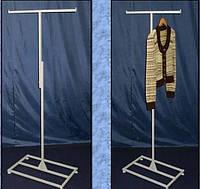 Торговая стойка-вешалка для одежды