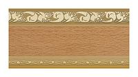 Декоративная лента к потолочному карнизу Ажур Бук,70мм