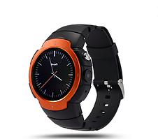 Cмарт-Часы SmartYou RX8 Sport оранжево-черные