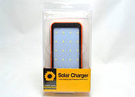 Power Bank EK-8 16800 mAh + Solar Panel + LED panel