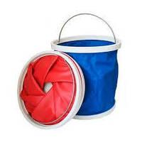 Складное ведро Foldaway Bucket (объем 9 л.)
