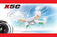 Квадрокоптер X5C-1 с Wi-Fi камерой , фото 1