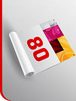 Печать постера для Х-баннера паук 80х180 см