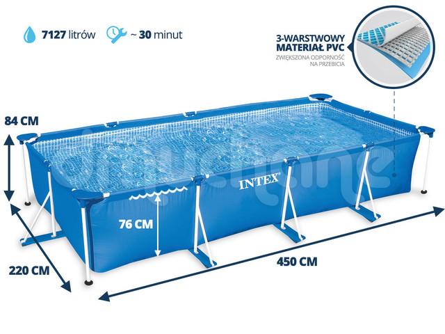 бассейн Intex 28273