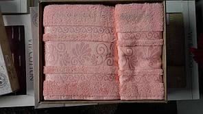 Набор махровых полотенец Турция