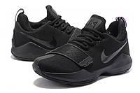 Мужские баскетбольные кроссовки Nike Zoom PG 1 (BHM), фото 1