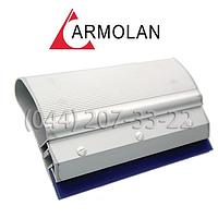 Ракель алюминиевый с полиуретаном