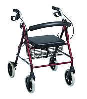 Роллер с сиденьем PR-881,  ходунки для инвалидов и пожилых людей