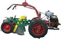 Картофелекопатель вибрационно-грохотный КВГ-400 (для мотоблоков Мотор Сич МБ-4,05, МБ-8)