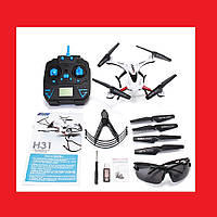 Квадрокоптер JJRC H31 с Wi-Fi  камерой (очки в комплекте)