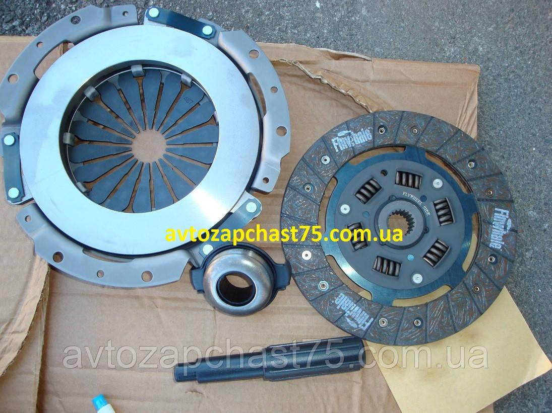 Сцепление Ваз 2110, 2111, 111, 2112 (8 клапанные и 16 клапанные автомобили) производитель Finwhale, Германия