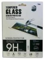 Помодельные стекла 0, 26мм с закругленными краями на планшеты Samsung