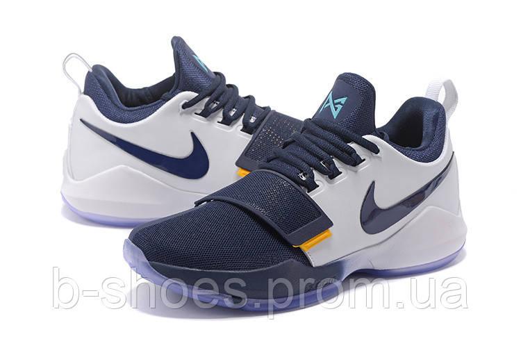 Мужские баскетбольные кроссовки Nike Zoom PG 1 (The Bait)