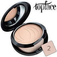 TopFace - Пудра компактная PT-254 Secret Elements Compact Powder Тон 2 creamy (средний тон)