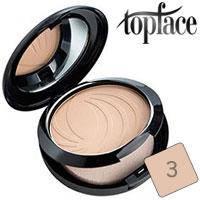 TopFace - Пудра компактная PT-254 Secret Elements Compact Powder Тон 3 vanilla (средний тон)