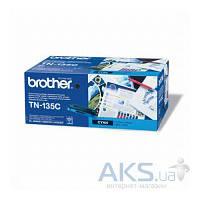 Картридж Brother HL-40xxC, MFC9440, DCP9040 (TN135C) cyan