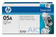 Картридж HP 05A для LJ P2035/P2055D/2055DN (CE505A) Black