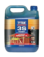 Биозащита для дачной и садовой древесины Tytan 3S концентрат 1:9, 5 кг