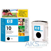 Картридж HP DJ No. 10 (C4844A) Black