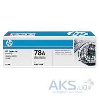 Картридж HP 78A для LJ P1566/1606DN (CE278A) Black