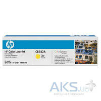 Картридж HP 125A для CLJ CP1215/CP1515 series (CB542A) yellow