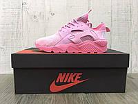 Кроссовки Nike Huarache Pink Woman 37