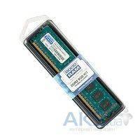 Оперативная память GooDRam DDR3 8GB 1333MHz (GR1333D364L9/8G)