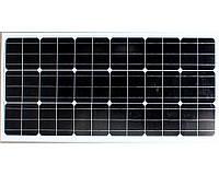 Солнечная панель Solar board 100W 18V (солнечная батарея), фото 1