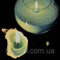 Цветные насыпные свечи - все цвета радуги MINT(мята)
