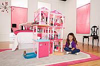 Огромный дом мечты  для кукол Барби Малибу Barbie Dreamhouse оригинал FFY84/CJR47, фото 1