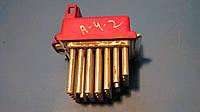 Резистор печки AUDI A4, B5, 1J0907521