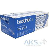 Картридж Brother HL-20x0R, DCP-7010/7025R (TN2075) Black
