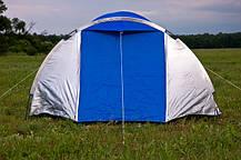 Палатка Presto Monsun 3 клеенные швы тамбур, фото 3