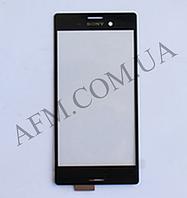 Сенсор (Touch screen) Sony E2303 Xperia M4 Aqua LTE/  E2306/  E2312/  E2333/  E2353/  E2363 черный