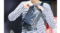 Спортивная мужская сумка (рюкзак на одно плечо)