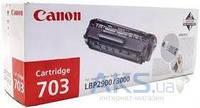 Картридж Canon 703 (Q2612A) (7616A005/76160005) Black