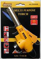 Газовая горелка резак Multi Purpose Torch 8808d