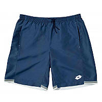 Шорты мужские LOTTO AYDEX III SHORT DB (S5548) NAVY/GREY SOFT