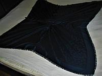 Платок C.C шёлк 50% шерсть 50% можно приобрести на выставках в доме одежды Киев