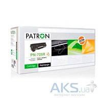 Картридж Patron CANON 725 (PN-725R) Extra (CT-CAN-725-PN-R) Black