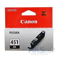 Картридж Canon CLI-451 для PIXMA MG5440/MG6340 (6523B001) Black