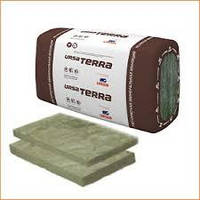 Утеплювач URSA TERRA 34 PFB Фасад, 4,5 кв. м 1250х600х100 мм